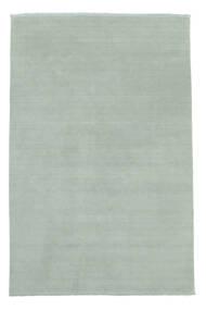Handloom Fringes - Ice Blue Matto 200X300 Moderni Vaaleansininen (Villa, Intia)