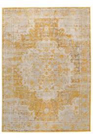 Nadia - Keltainen Matto 160X230 Moderni Keltainen/Beige ( Turkki)