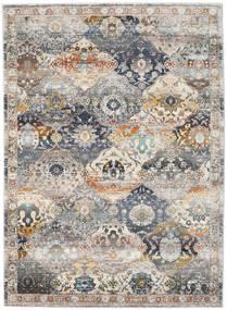 Molina - Tumma Matto 244X304 Moderni Vaaleanharmaa ( Turkki)