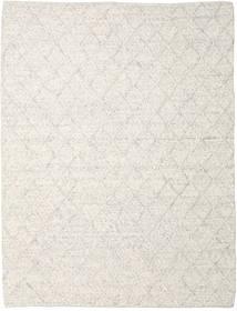 Rut - Ice Grey Melange Matto 250X350 Moderni Käsinkudottu Vaaleanharmaa/Tummanbeige Isot (Villa, Intia)