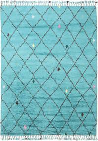 Alta - Turquoise Matto 200X300 Moderni Käsinsolmittu Vaaleansininen/Siniturkoosi (Villa, Intia)