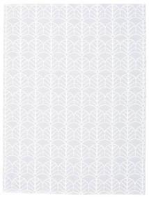 Ulkomatto Arch - Harmaa Matto 200X250 Moderni Valkoinen/Creme/Beige ( Ruotsi)