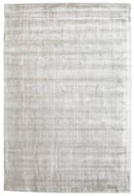Broadway - Hopea Valkoinen Matto 160X230 Moderni Vaaleanharmaa/Valkoinen/Creme ( Intia)