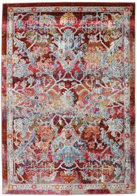 Melissa Matto 118X176 Moderni Tummanpunainen/Vaaleanharmaa ( Turkki)