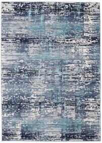 Molgan Matto 118X176 Moderni Vaaleansininen/Sininen ( Turkki)
