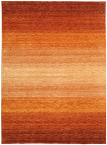 Gabbeh Rainbow - Ruoste Matto 300X400 Moderni Oranssi/Ruoste Isot (Villa, Intia)