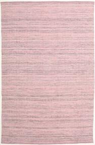 Alva - Roosa/Valkoinen Matto 200X300 Moderni Käsinkudottu Vaaleanpunainen/Vaaleanvioletti (Villa, Intia)