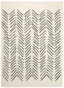 Scandic Lines - 2018 Matto 160X230 Moderni Beige/Tummanharmaa (Villa, Intia)