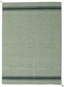 Ernst - Vihreä/Tumma _Green Matto 170X240 Moderni Käsinkudottu Vaaleanvihreä/Pastellinvihreä (Villa, Intia)