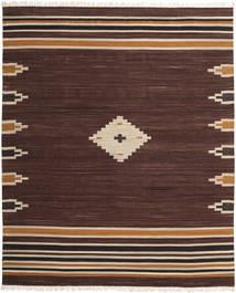 Tribal - Ruskea Matto 250X300 Moderni Käsinkudottu Tummanruskea Isot (Villa, Intia)