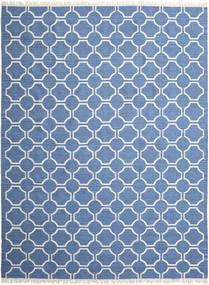London - Sininen/Valkea Matto 300X400 Moderni Käsinkudottu Sininen/Beige Isot (Villa, Intia)