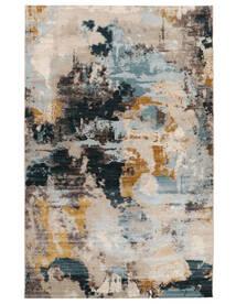 Arty Mind Matto 160X230 Moderni Vaaleanharmaa/Tummanharmaa ( Turkki)