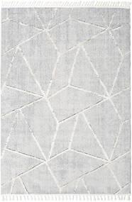 Scandic Matto 240X340 Moderni Vaaleanharmaa/Valkoinen/Creme ( Turkki)