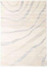 Wavy - Beige/Harmaa Matto 160X230 Moderni Beige/Vaaleanharmaa ( Turkki)