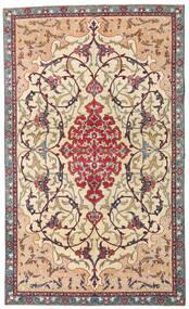 Najafabad Patina Matto 140X236 Itämainen Käsinsolmittu Beige/Tummanruskea (Villa, Persia/Iran)