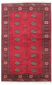 Pakistan Bokhara 2Ply Matto 139X210 Itämainen Käsinsolmittu Punainen/Ruoste (Villa, Pakistan)