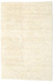 Serenity - Valkea Matto 140X200 Moderni Käsinsolmittu Beige/Valkoinen/Creme (Villa, Intia)