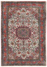 Bidjar Takab/Bukan Matto 113X153 Itämainen Käsinsolmittu Tummanharmaa/Tummanpunainen (Villa, Persia/Iran)
