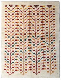 Gabbeh Persia Matto 151X198 Moderni Käsinsolmittu Beige/Vaaleanharmaa (Villa, Persia/Iran)