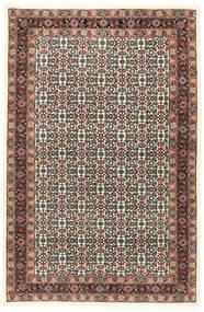 Bidjar Matto 115X170 Itämainen Käsinsolmittu Tummanharmaa/Tummanpunainen (Villa, Persia/Iran)