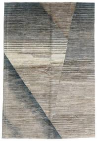 Battuta Matto 167X248 Moderni Käsinsolmittu Vaaleanharmaa/Tummanharmaa (Villa, Afganistan)