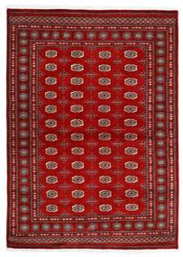 Pakistan Bokhara 3Ply Matto 173X241 Itämainen Käsinsolmittu Tummanpunainen/Ruoste (Villa, Pakistan)