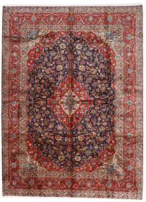 Keshan Matto 296X400 Itämainen Käsinsolmittu Tummanpunainen/Tummanvioletti Isot (Villa, Persia/Iran)