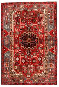 Koliai Matto 130X193 Itämainen Käsinsolmittu Tummanpunainen/Ruoste (Villa, Persia/Iran)