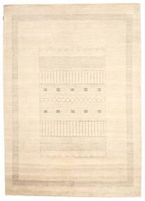 Gabbeh Loribaft Matto 199X277 Moderni Käsinsolmittu Beige (Villa, Intia)