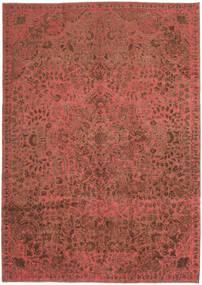 Vintage Heritage Matto 233X329 Moderni Käsinsolmittu Tummanpunainen/Tummanruskea/Ruoste (Villa, Persia/Iran)