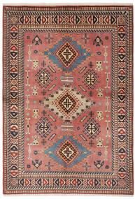 Ardebil Matto 147X217 Itämainen Käsinsolmittu Tummanpunainen/Musta (Villa, Persia/Iran)
