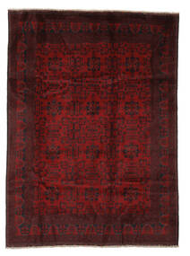 Afghan Khal Mohammadi Matto 203X280 Itämainen Käsinsolmittu (Villa, Afganistan)