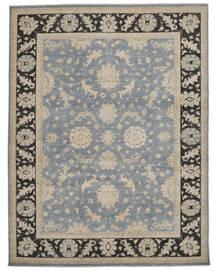 Ziegler Matto 274X360 Itämainen Käsinsolmittu Tummanharmaa/Tummanvihreä Isot (Villa, Afganistan)