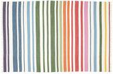 Rainbow Stripe - Valkoinen