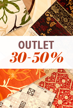 Outlet matot 30-50%